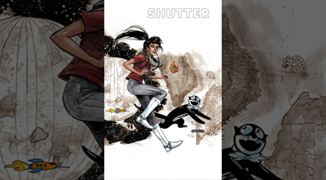 Preview: SHUTTER VOLUME 1: WANDERLOST