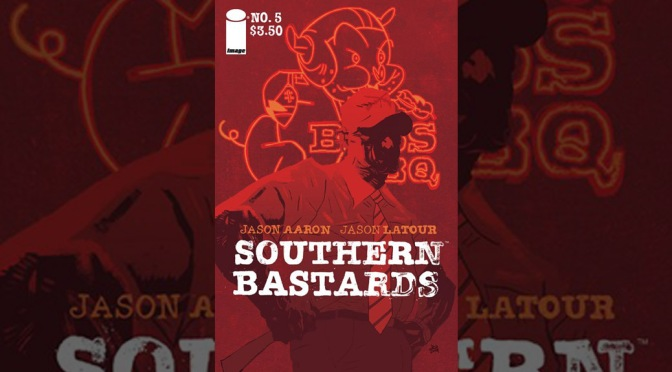 Southern Bastards #5 - Featured