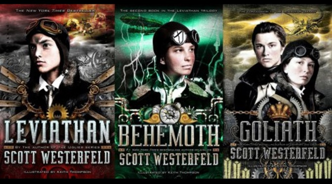 Books Without Panels: The Leviathan Trilogy