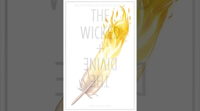 The Wicked + The Divine volume 1 - Featured