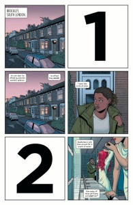 The Wicked + The Divine volume 1 Page 1