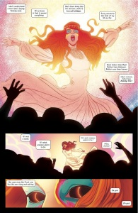 The Wicked + The Divine volume 1 Page 4