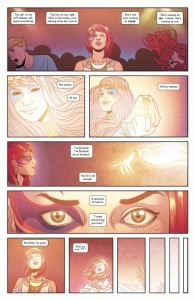 The Wicked + The Divine volume 1 Page 5