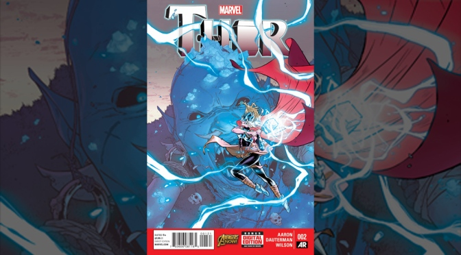 Preview: Thor #2