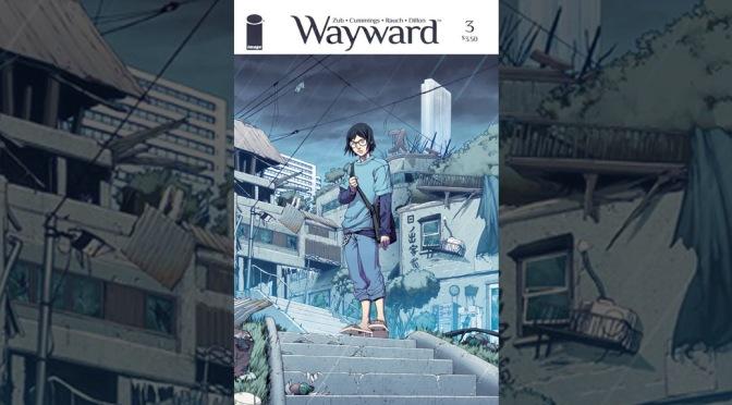 Review: Wayward #3