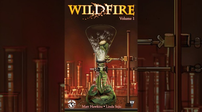 Preview: 'Wildfire' volume 1