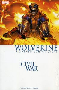 Wolverine Civil War 3