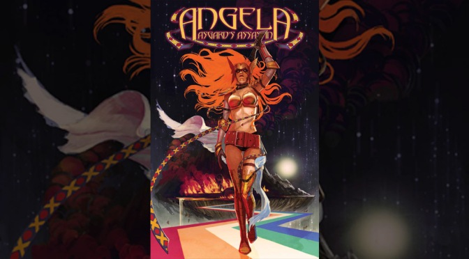 Preview: ANGELA: ASGARD'S ASSASSIN #1