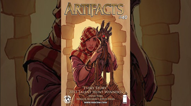 Preview: Artifacts #40