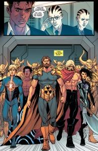 Avengers Hyperion Thor