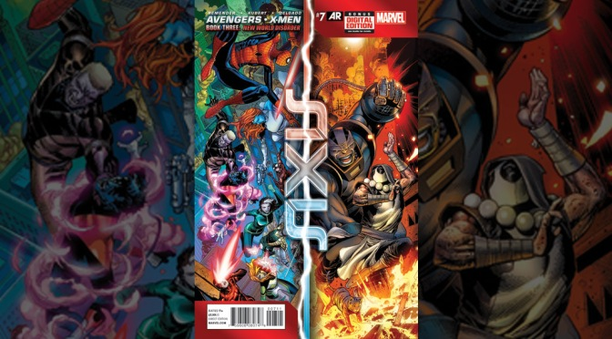Preview: AVENGERS & X-MEN: AXIS #7