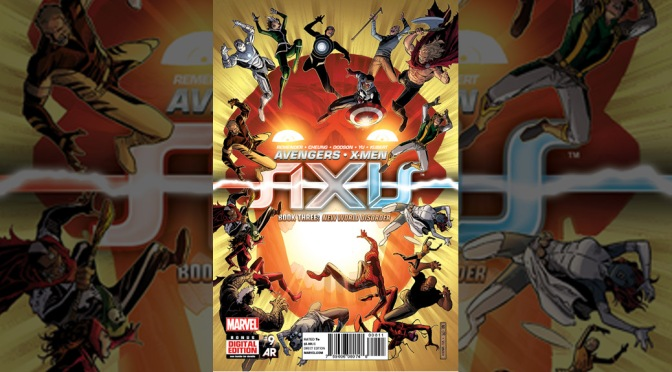 Preview: AXIS #9