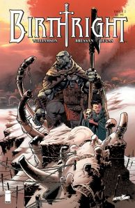 Birthright #2 Cover