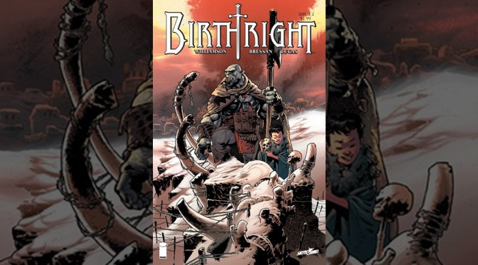 Review: Birthright #2