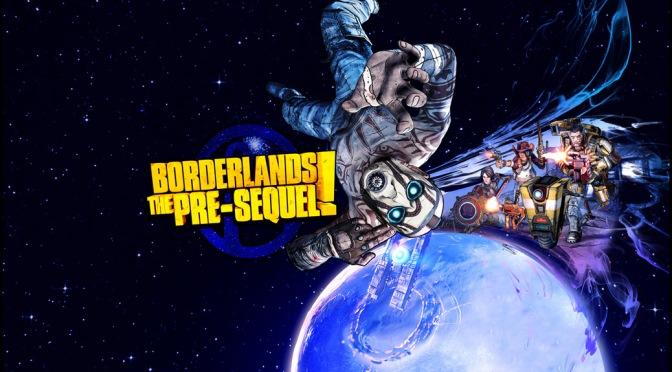 Review: Borderlands The Pre-Sequel!