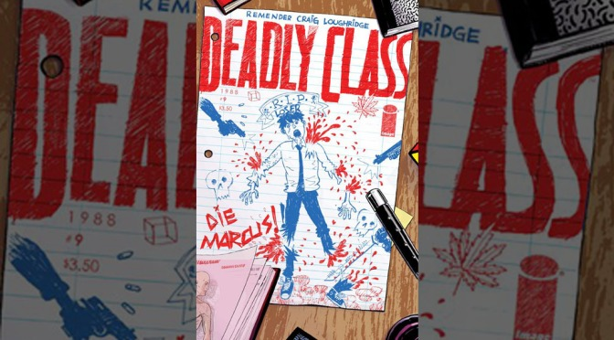 Preview: Deadly Class #9