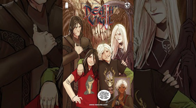 Preview: Death Vigil #5