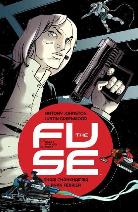 Fuse #7 CoverA