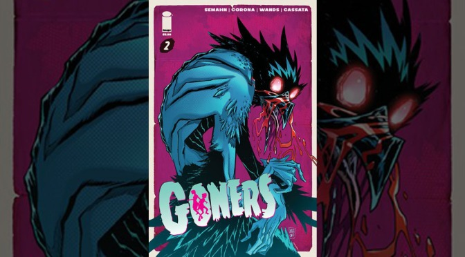 Goners #2 - Featured