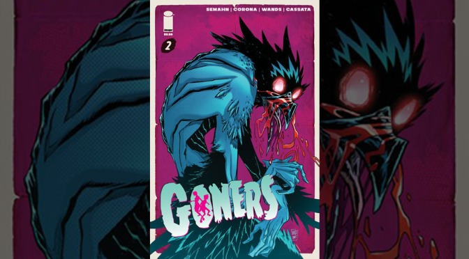 Review: Goners #2