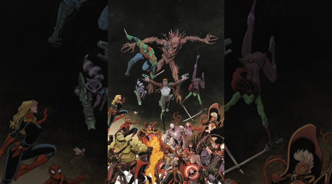 Marvel Announces New 'Guardians of the Galaxy' Title