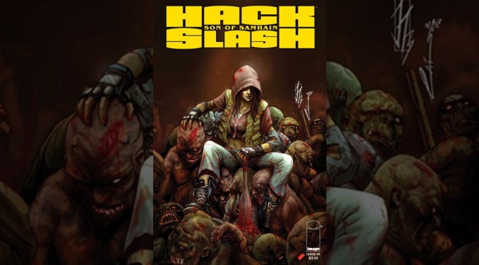 Preview: HACK/SLASH: SON OF SAMHAIN #5