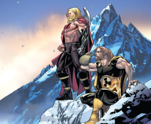 Hyperion and Thor Beards