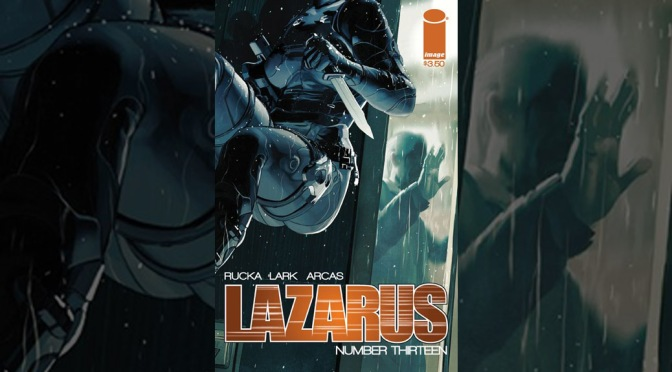 Preview: Lazarus #13
