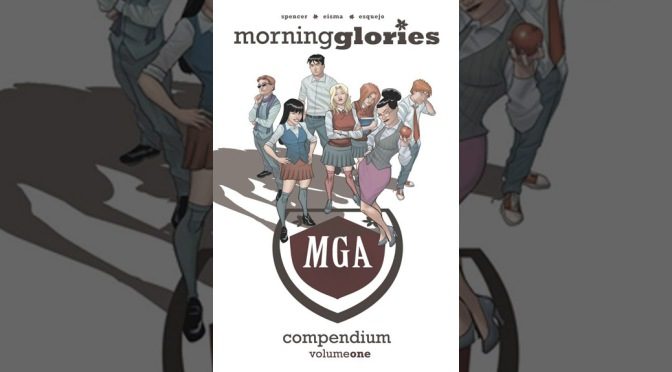 Preview: Morning Glories Compenium
