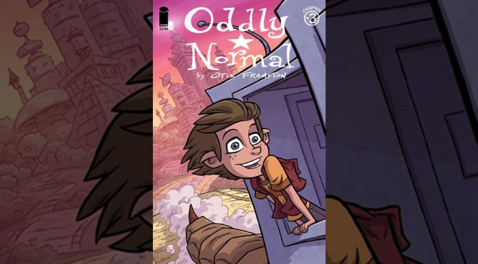 Review: Oddly Normal #3
