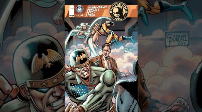 Preview: Protectors Inc. #10