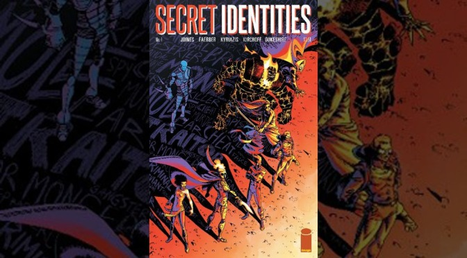 Review: Secret Identities #1