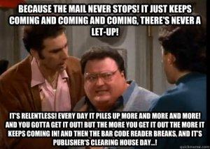 Seinfeld Mail