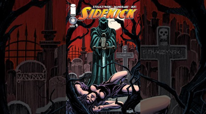 Preview: Sidekick #9