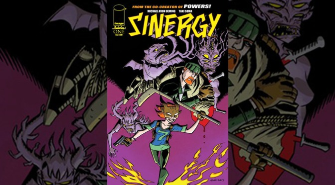Preview: Sinergy #1