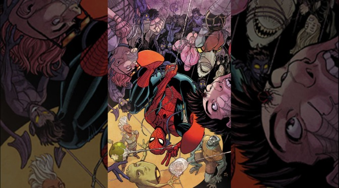 Preview: SPIDER-MAN & THE X-MEN #1