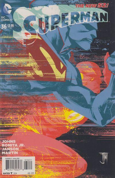 Superman #36 variant