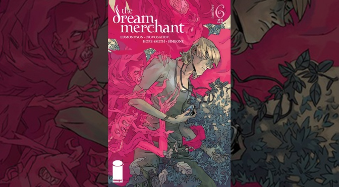 Preview: The Dream Merchant #6