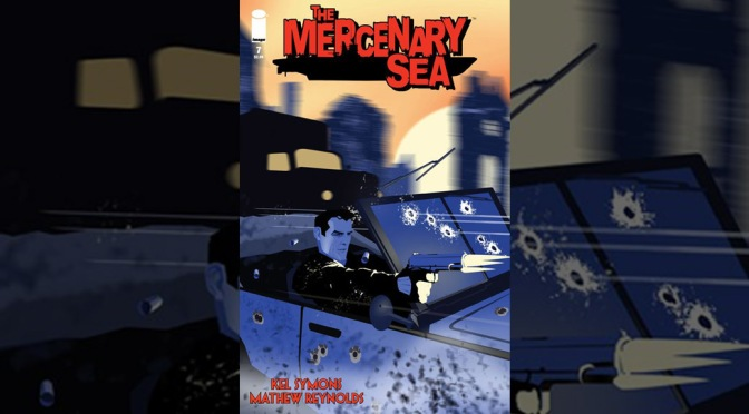Preview: The Mercenary Sea #7