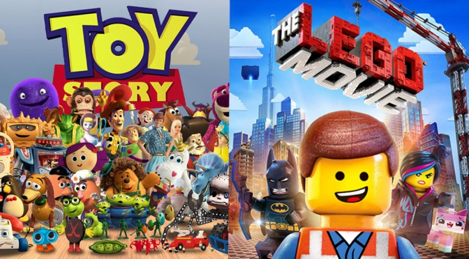 Is 'Toy Story 4' Disney's Answer to 'The Lego Movie'?
