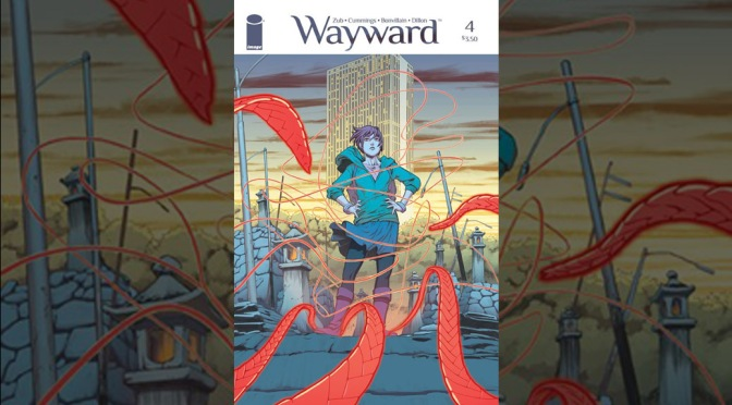 Wayward #4 Review