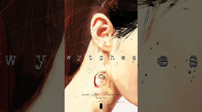 Preview: Wytches #2