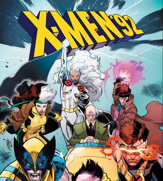 Review: X-Men '92