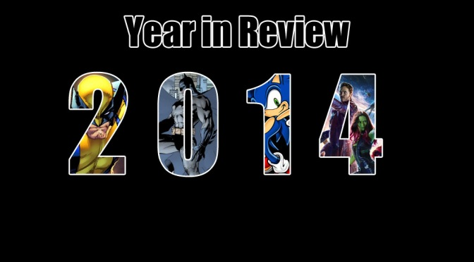 Taylor's Top 5 Comics of 2014