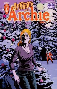 Afterlife With Archie #7 2nd Printing