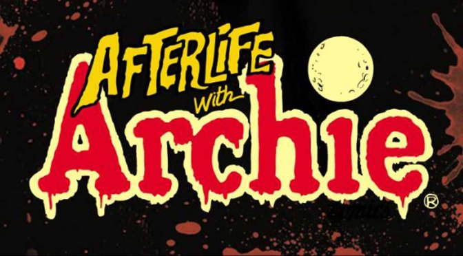 Afterlife With Archie #7 Back for Second Printing