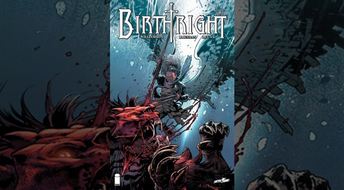 Preview: Birthright #3