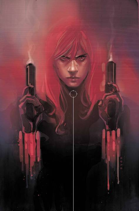 Black Widow #13