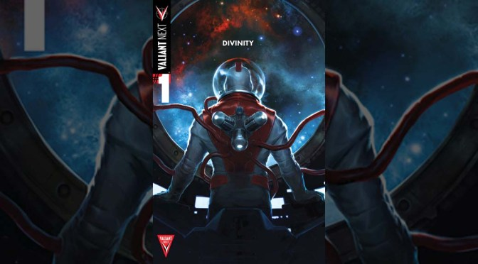 Advanced Review: Divinity #1 (of 4)