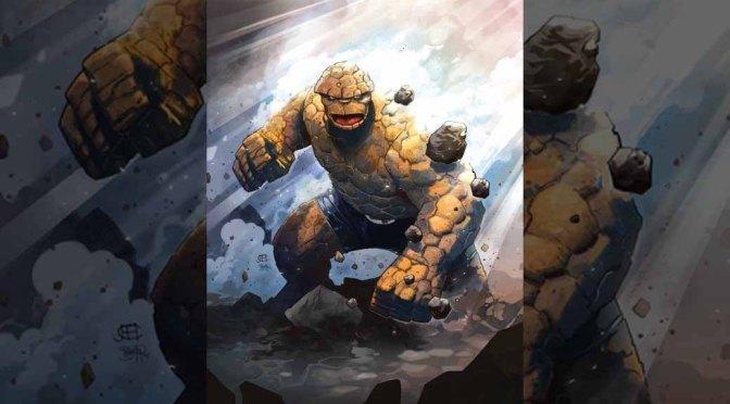 Preview: Fantastic Four #642